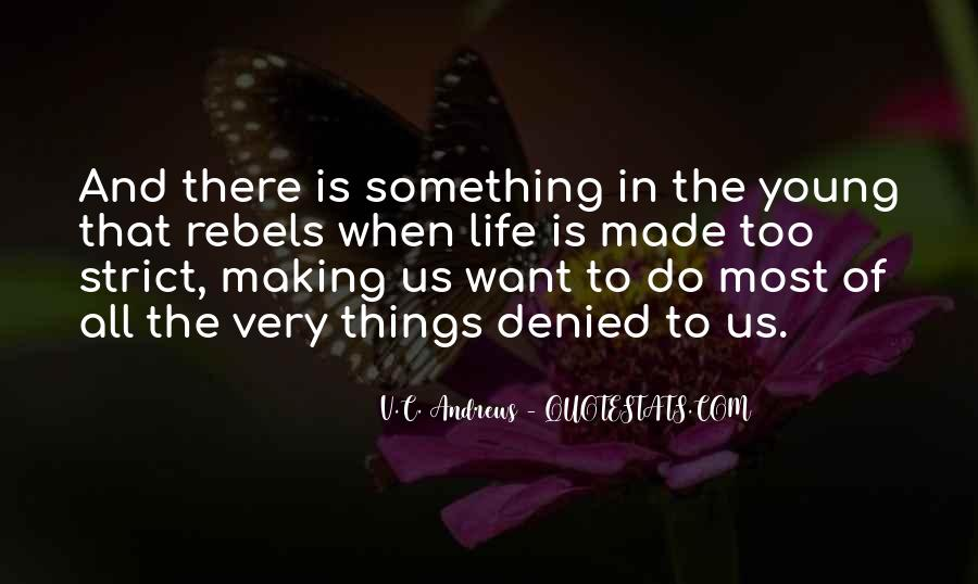 Want To Do Something In Life Quotes #86094
