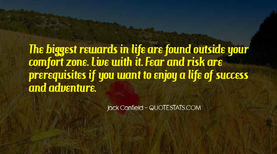 Want To Enjoy Life Quotes #1340712