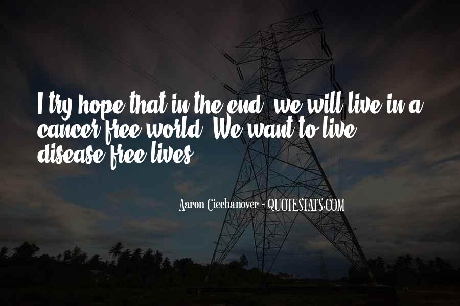 Want To Live Free Quotes #681279