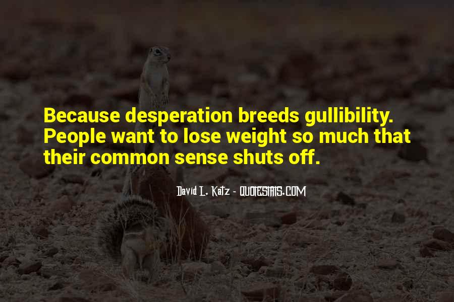 Want To Lose Weight Quotes #1108956