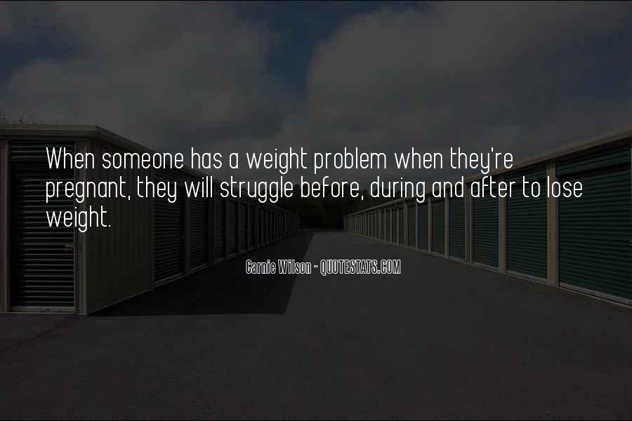 Want To Lose Weight Quotes #144863