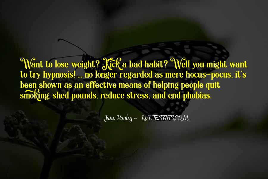 Want To Lose Weight Quotes #1683272
