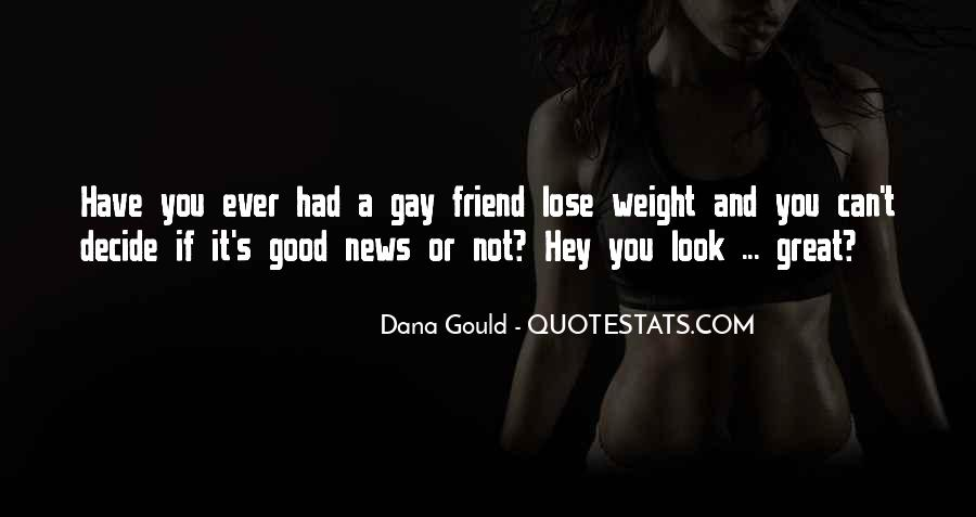 Want To Lose Weight Quotes #194007