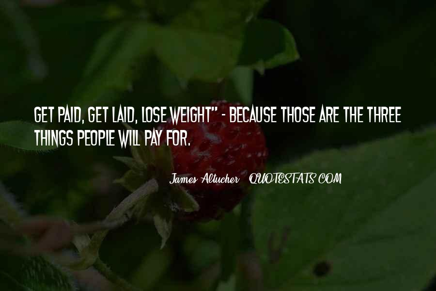 Want To Lose Weight Quotes #233375