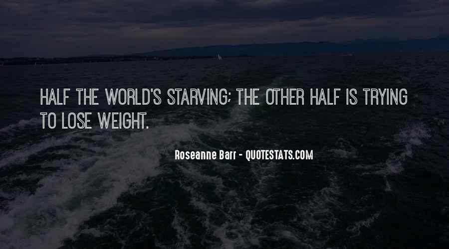 Want To Lose Weight Quotes #334917
