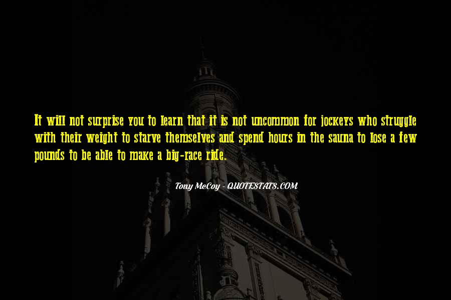 Want To Lose Weight Quotes #38912