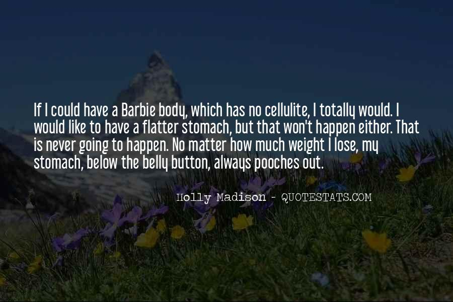 Want To Lose Weight Quotes #54159