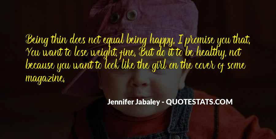 Want To Lose Weight Quotes #853070