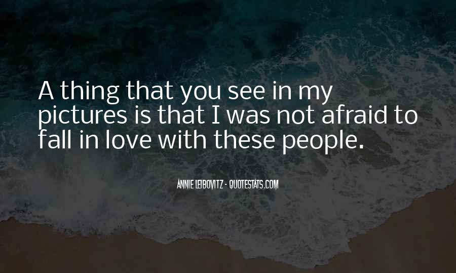 Want To See You Fall Quotes #288797