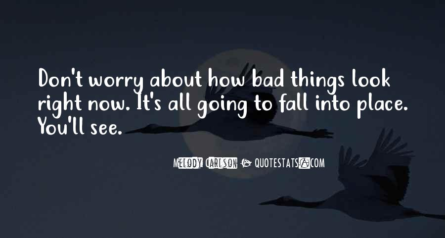 Want To See You Fall Quotes #6305