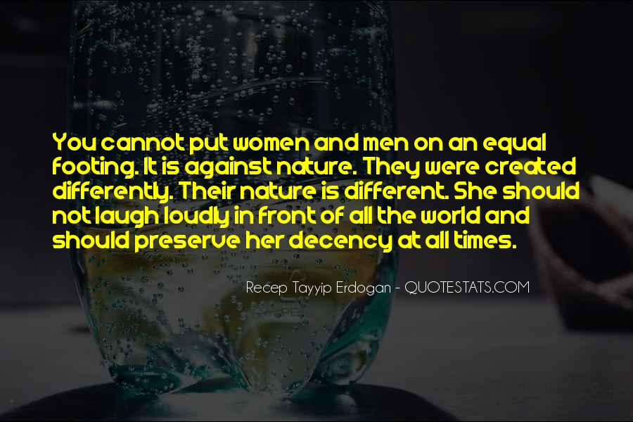 Quotes About Men And Women #1726