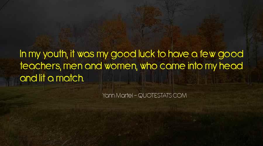 Quotes About Men And Women #19274