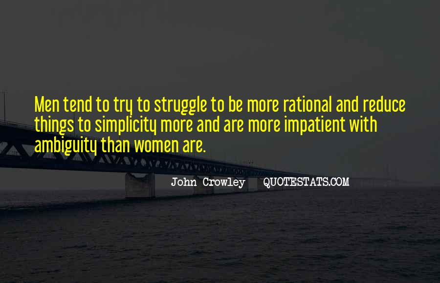 Quotes About Men And Women #9114