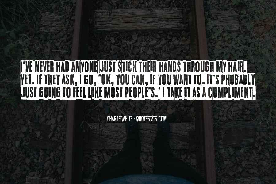 Want You Like Quotes #37895