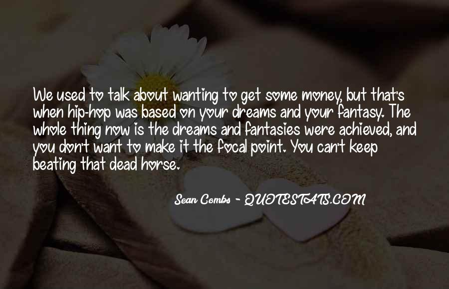 Wanting Someone Dead Quotes #1791144
