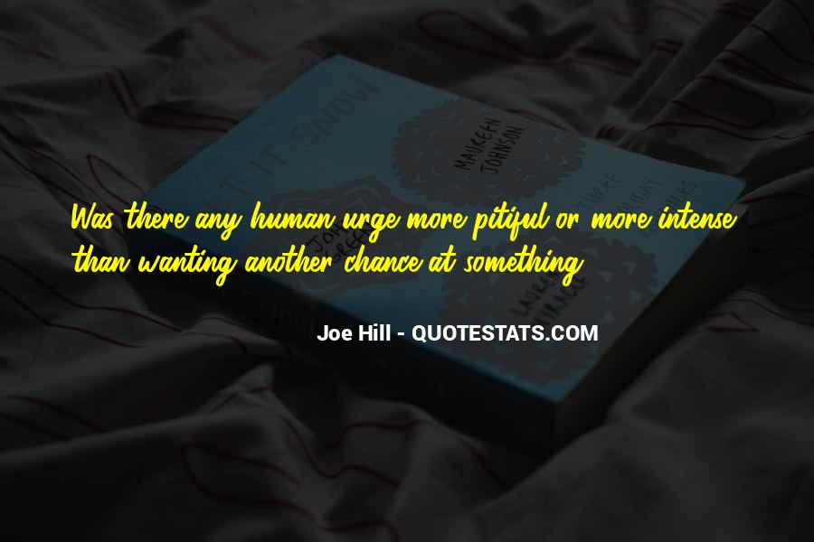 Wanting Something More Quotes #169880