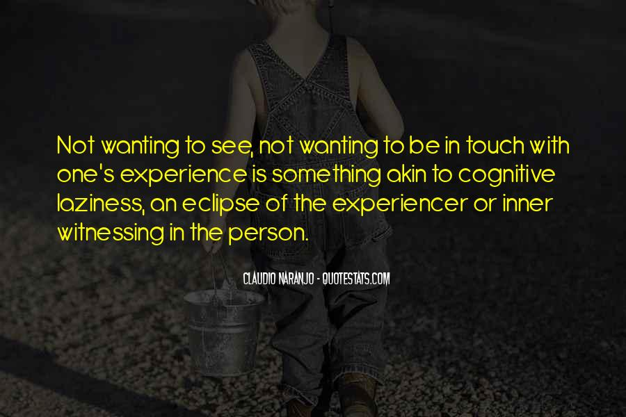 Wanting Your Touch Quotes #1811954