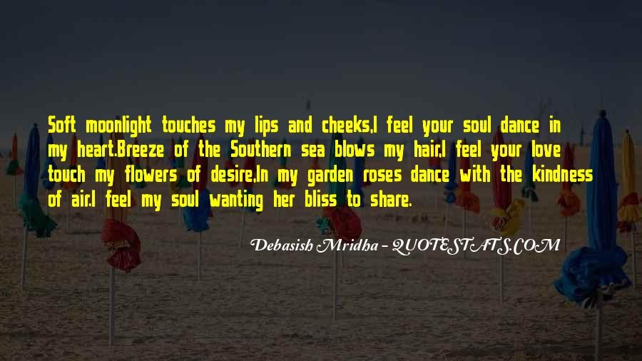 Wanting Your Touch Quotes #784650