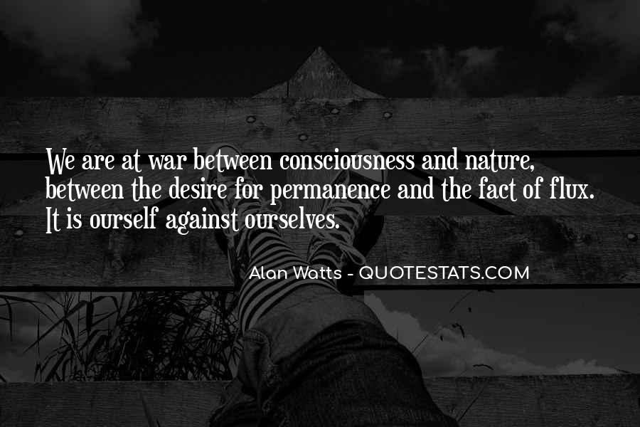 War Against Ourselves Quotes #1048821