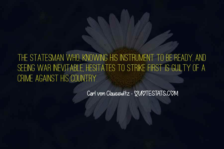 War Against Ourselves Quotes #24354