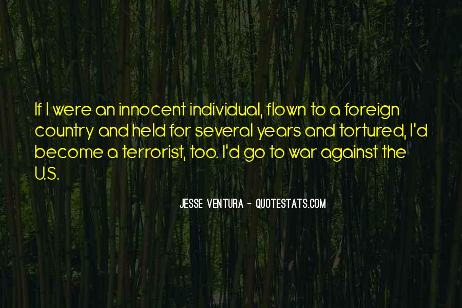 War Against Ourselves Quotes #45594