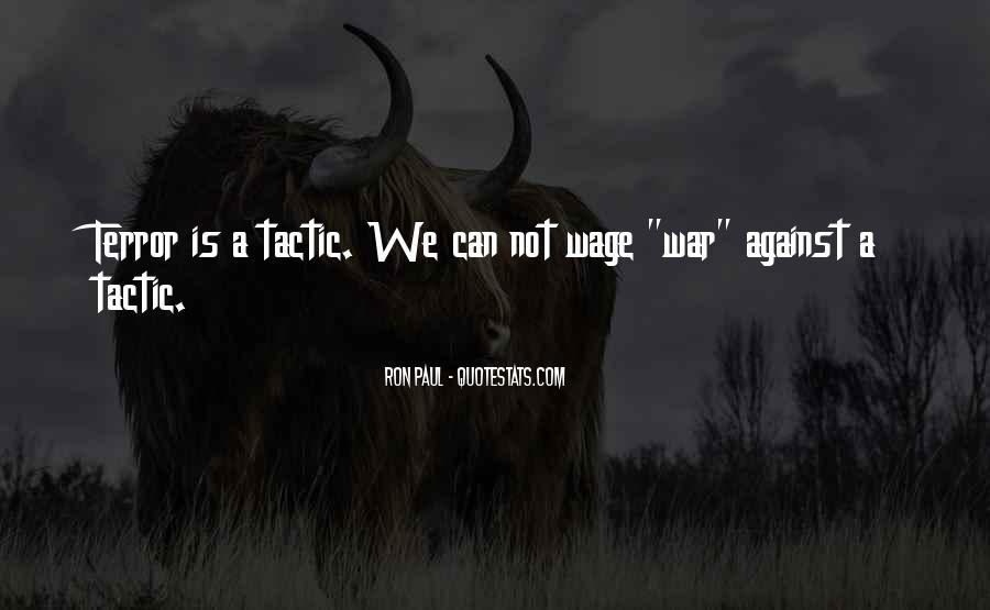 War Against Ourselves Quotes #53463