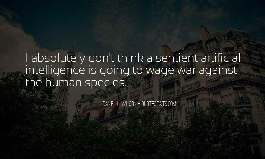 War Against Ourselves Quotes #58509