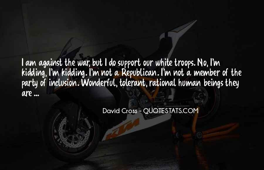 War Against Ourselves Quotes #62229