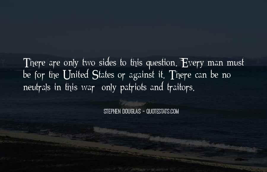 War Against Ourselves Quotes #74099
