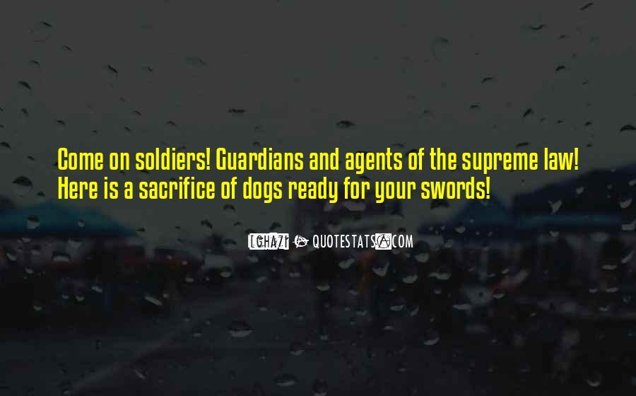 War And Sacrifice Quotes #121125
