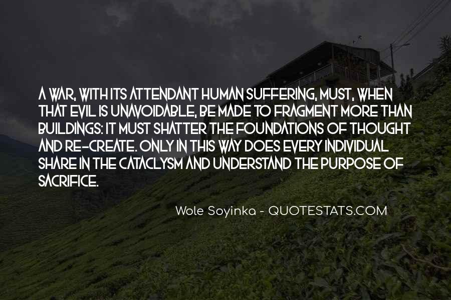 War And Sacrifice Quotes #1662020