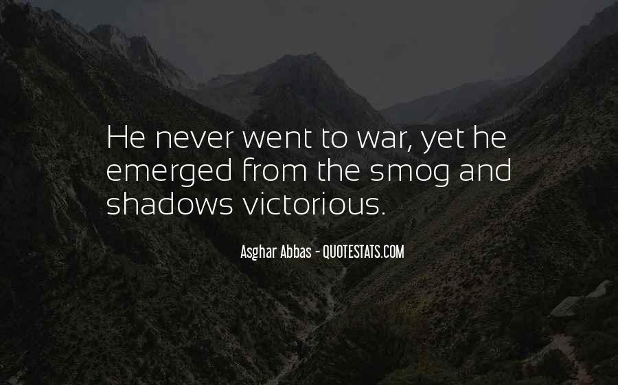 War And Sacrifice Quotes #514120