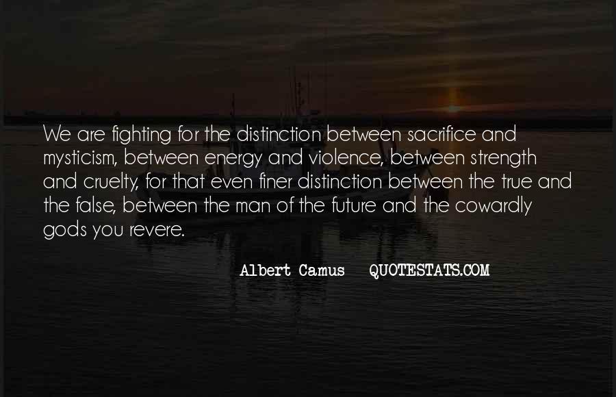 War And Sacrifice Quotes #666544