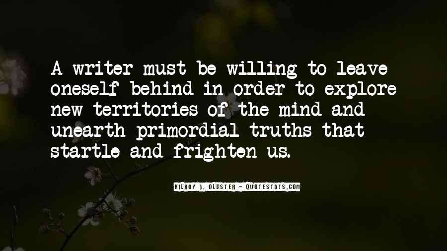 Quotes About Startle #1284411