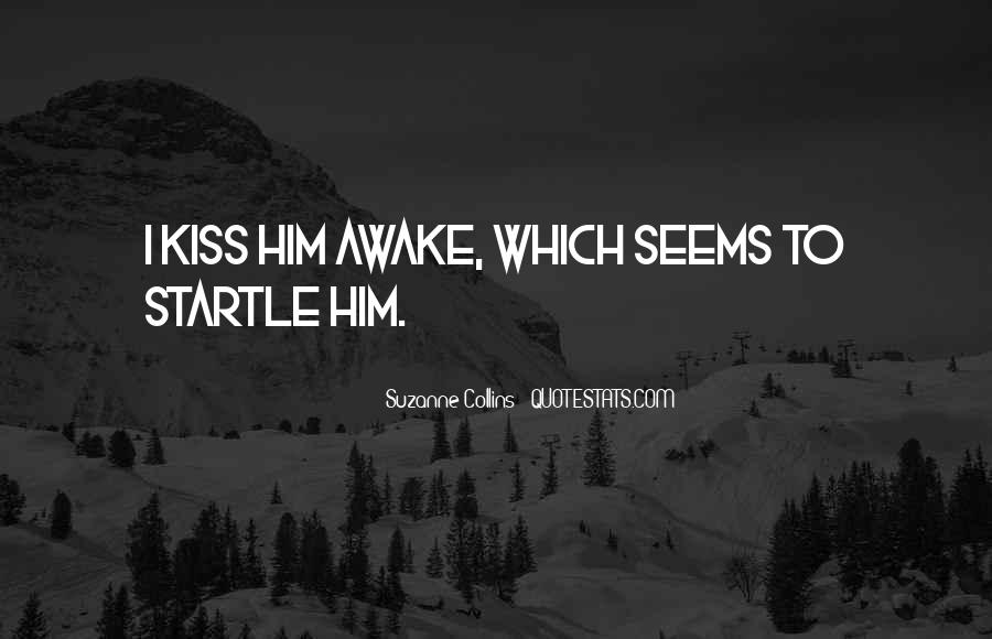 Quotes About Startle #812223