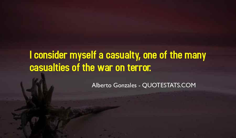 War Casualty Quotes #1004798