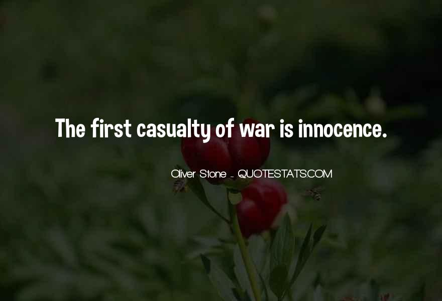 War Casualty Quotes #1013989