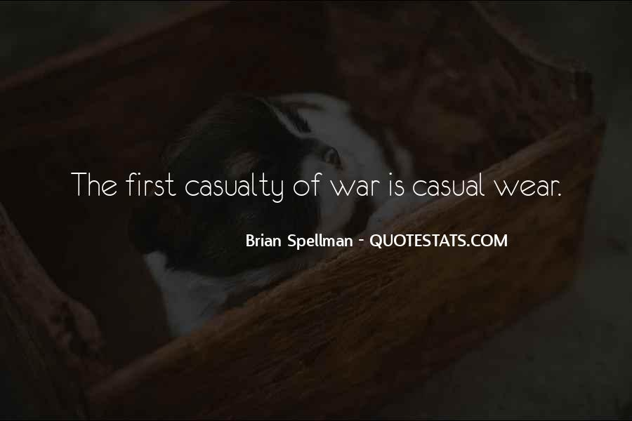War Casualty Quotes #1215409