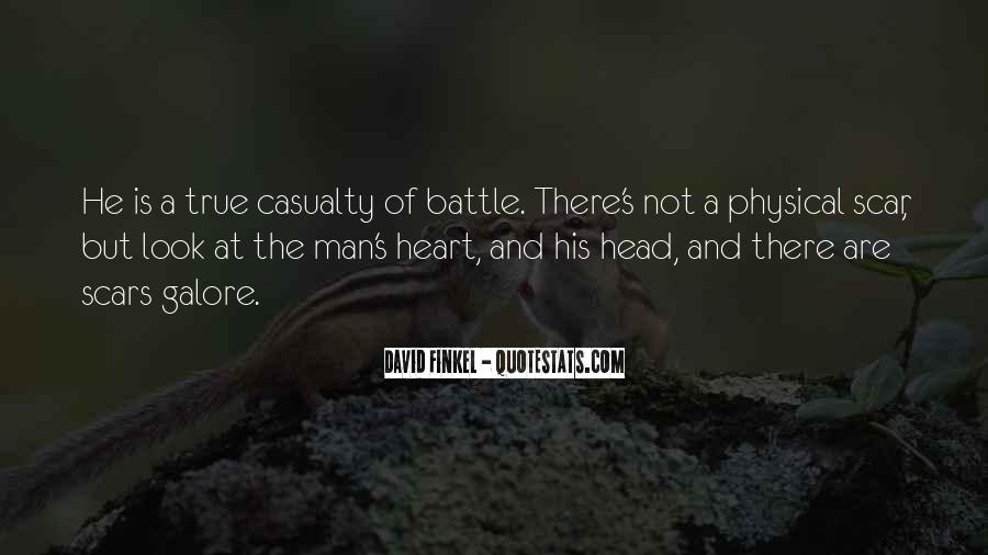 War Casualty Quotes #1234437