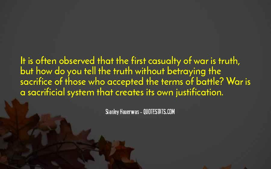 War Casualty Quotes #1478014