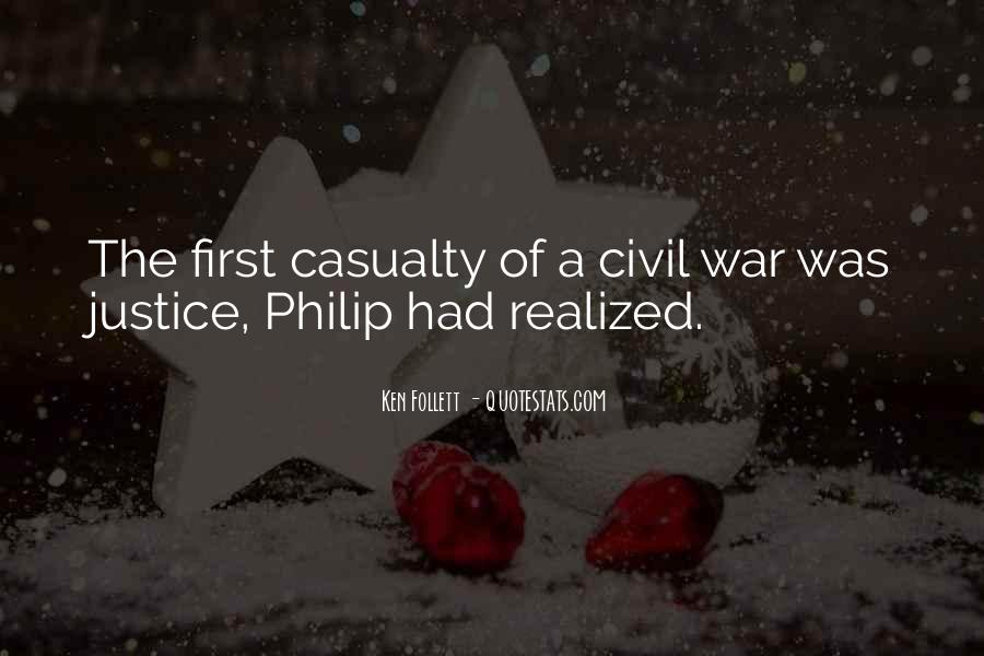 War Casualty Quotes #1767485