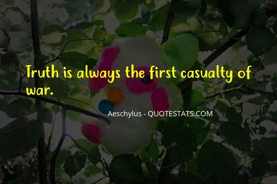 War Casualty Quotes #20612