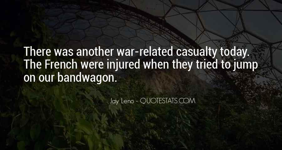 War Casualty Quotes #477917