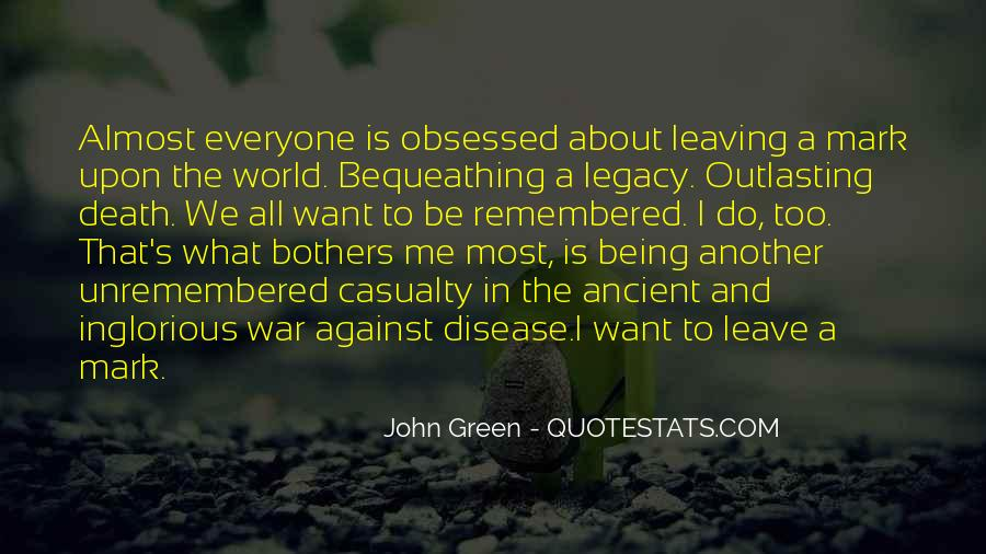 War Casualty Quotes #601752