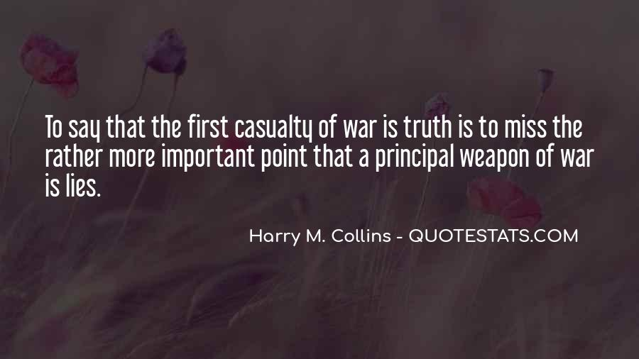 War Casualty Quotes #797991