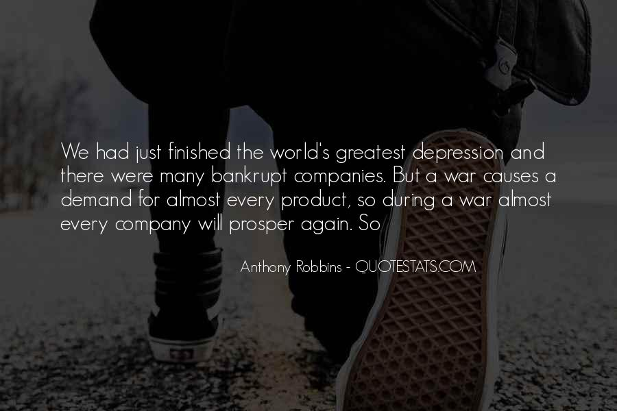 War Causes Quotes #1040664