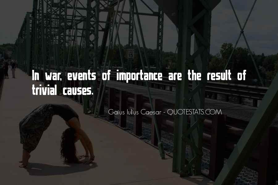 War Causes Quotes #1101952