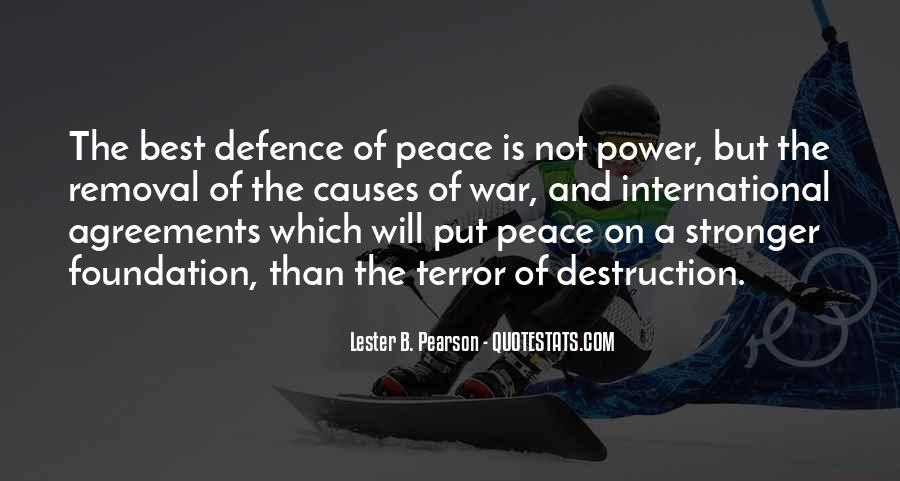 War Causes Quotes #1149092