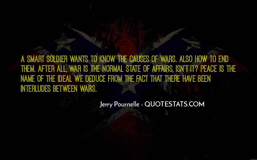 War Causes Quotes #1207693