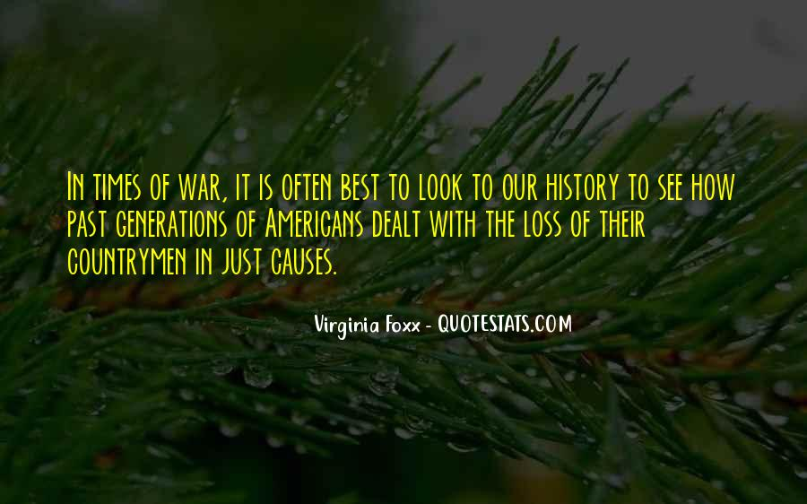 War Causes Quotes #1381211